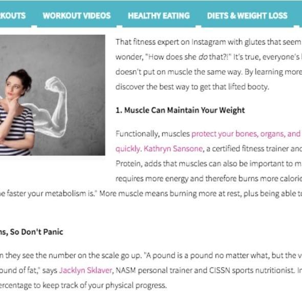 Fitness Magazine