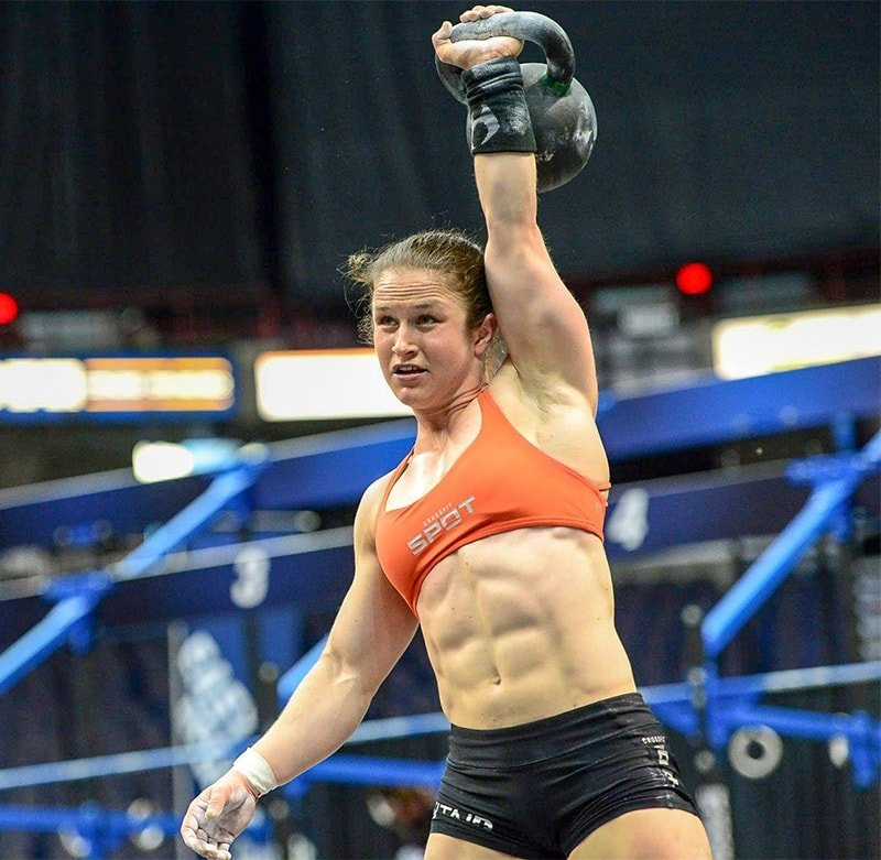 Kari Pearce, CrossFit Games Athlete, Fittest Woman in America 2016